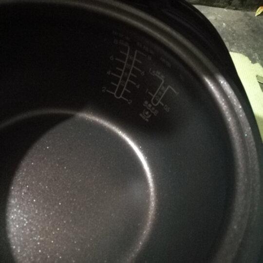 美的(Midea)电饭煲电饭锅4L智能预约电饭煲气动涡轮防溢金属机身圆灶釜内胆家用多功能电饭煲MB-WFS4037 晒单图