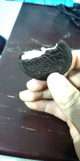 奥利奥(Oreo) 巧轻脆 柠檬芝士蛋糕味薄片夹心饼干 办公室下午茶休闲零食蛋糕糕点 95g 晒单图