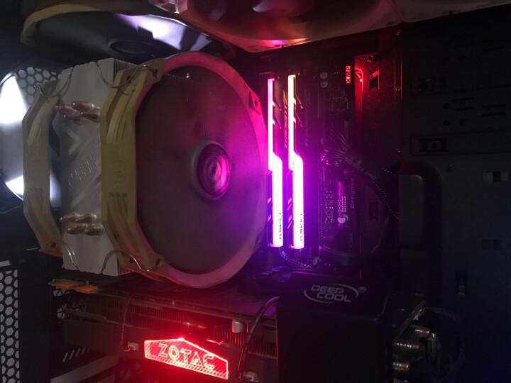 英特尔(Intel) i7 8700K 酷睿六核 盒装CPU处理器 晒单图