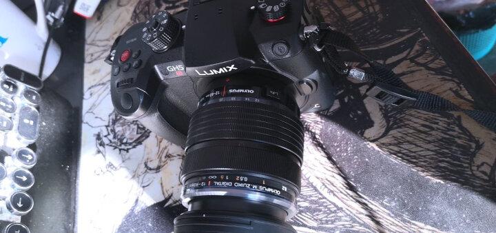 奥林巴斯(OLYMPUS)M.ZUIKO ED 75–300mm-II F4.8–6.7 远摄变焦镜头 微单镜头 等效150-600mm 晒单图