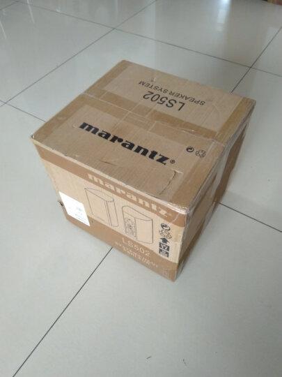 马兰士(MARANTZ)LS502 音箱 音响 高保真 Hi-Fi 发烧级 HIFI组合音响 书架箱(1对)黑色 晒单图