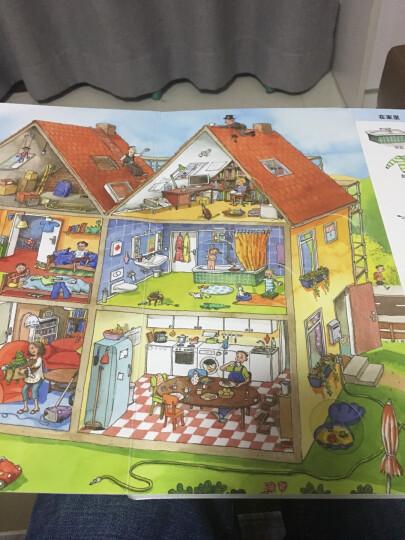 2-6岁德国洞洞情景认知游戏书:就是找不到3:奇妙旅行 尚童童书出品 晒单图