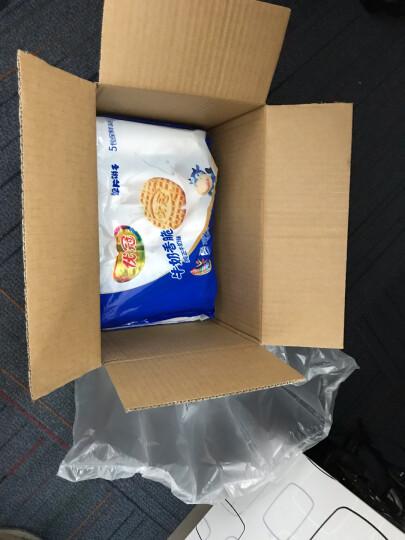 优冠 牛奶香脆家庭装饼干500g(新老包装随机发货) 晒单图