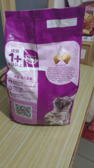 伟嘉 宠物猫粮 成猫全价粮 布偶蓝猫橘猫加菲英短猫咪 海洋鱼味3.6kg 晒单图