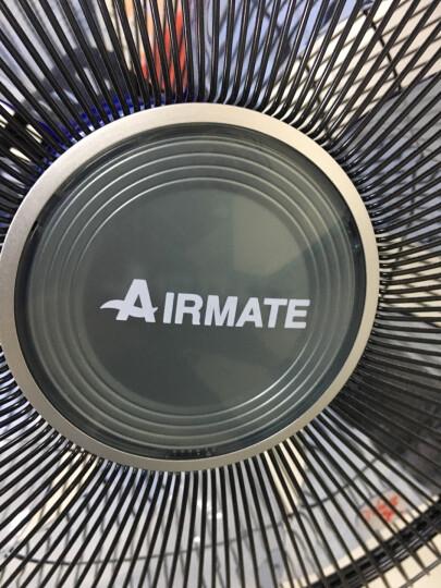 艾美特(Airmate)电风扇 落地扇 京东定制款 七叶遥控 FS4086RI-W 晒单图