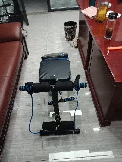 多德士哑铃凳 多功能仰卧板仰卧起坐健腹肌板 家用运动健身器材 本色系列BS001B 晒单图