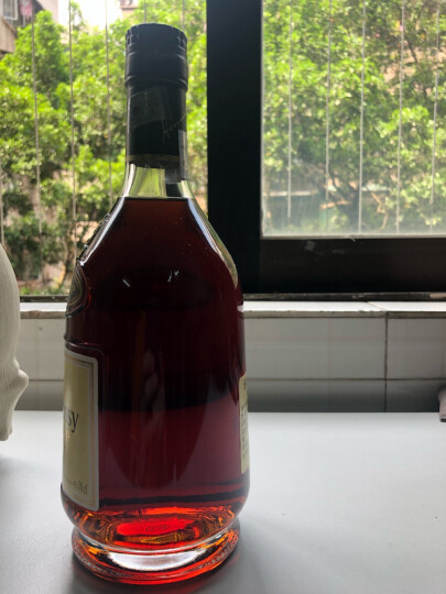 宝树行 轩尼诗VSOP700ml Hennessy干邑白兰地法国原装进口洋酒 晒单图