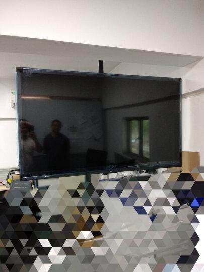 Brateck(37-70英寸)电视吊顶 电视机吊顶架 通用液晶电视壁挂支架 旋转上下伸缩 倾斜角可调 PLB-CE946-01L 晒单图