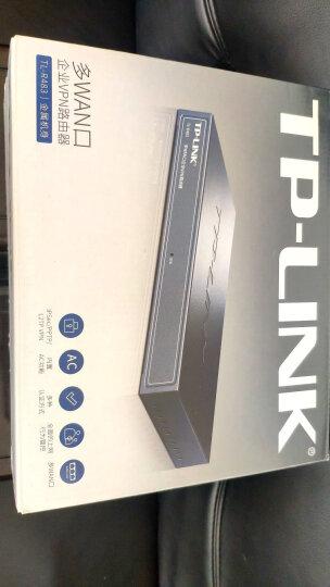 TP-LINK TL-R483 多WAN口企业级高速有线路由器 晒单图