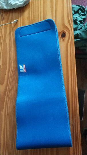 LP711A专业健身运动护腰带举重深蹲硬拉男女篮球跑步训练护具 男女 均码 晒单图