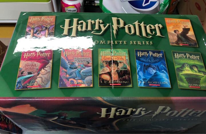 哈利波特套装 特别珍藏版进口原版 盒装 热门影视小说文学 进口故事书 晒单图