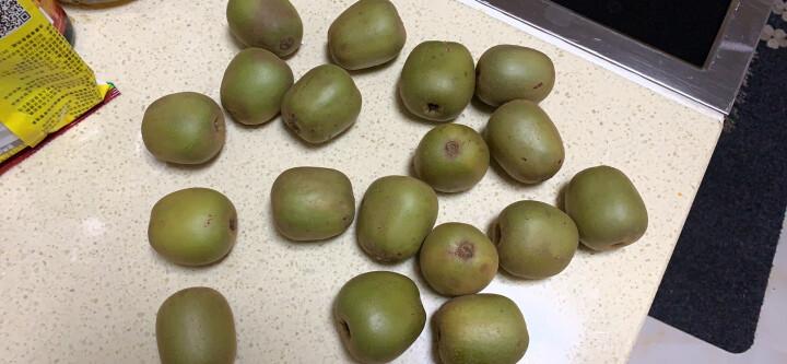 爽果乐  四川蒲江黄心猕猴桃10个 单果110-150g  黄心奇异果 水果 晒单图
