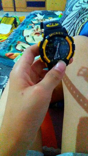 迪士尼(Disney)防水夜光米奇电子表 儿童手表女孩运动表学生手表PS021-8 晒单图