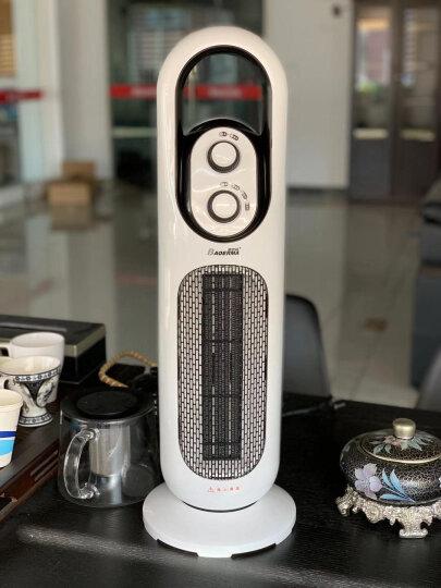 宝尔玛(Baoerma)取暖器电暖器暖风机 办公室卧室家用节能立式电暖气暖风机电暖风家电 机械款 冷暖两用2000W 晒单图