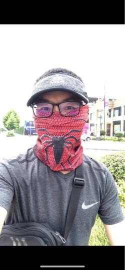 洛克兄弟(ROCKBROS) 洛克兄弟魔术头巾面罩高弹性速干吸汗男女户外骑行防尘脸巾帽 随机一个 晒单图