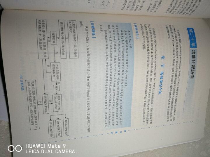 国家卫生和计划生育委员会住院医师规范化培训规划教材·内科学 消化内科分册 晒单图