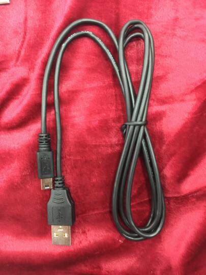 佳能(Canon)原装数据线 5D3、5D2、80D、70D、60D、100D等单反、数码相机连接线 黑色 晒单图
