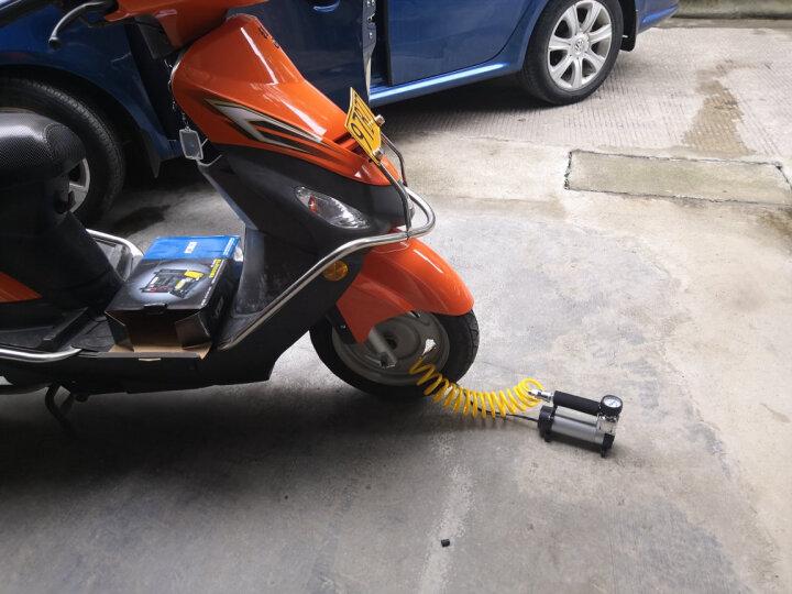 尤利特(UNIT)车载充气泵 带工盒 12v自动电动打气泵YD-3035H 打气机 方便快捷足球 电动车 摩托车 汽车用轮胎 晒单图