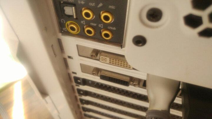 秋叶原(CHOSEAL)HDMI数字高清线 电视高清线 电脑 游戏机连接线 2.0高清线4K*2K 支持3D功能 8米 TH-618T8 晒单图