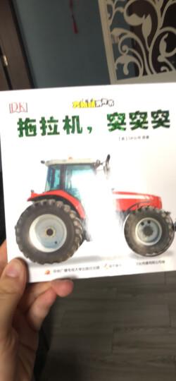 DK大眼睛洞洞书系列第二辑·工程车派队(套装共2册) 晒单图