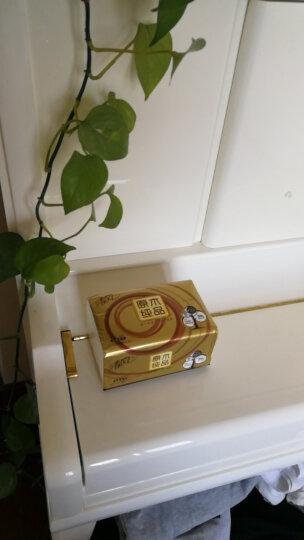清风(APP)抽纸 原木纯品金装系列 3层150抽软抽纸巾*20包 小规格(整箱销售)(新老包装交替发货) 晒单图