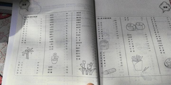 预售【新版包邮】 超可爱简笔画5000例 3-6岁儿童简笔画大全图书 宝宝学画画入门素材图谱大全教程 晒单图