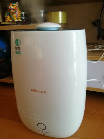 小熊(Bear)加湿器 5升大容量 家用静音 智能恒湿 空气加湿 办公室卧室香薰 婴儿孕妇可用JSQ-A50M2 晒单图
