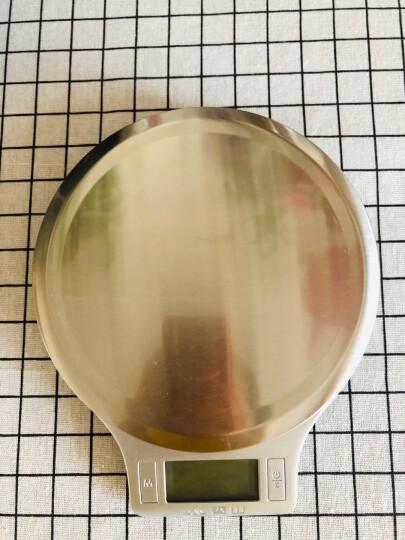 香山 0.1克高精准电子秤厨房秤烘焙称 EK813 (银色) 晒单图
