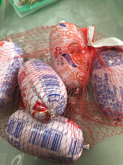 双汇 火腿肠 Q趣香肠 蘑菇味 80g*5支 袋装 晒单图