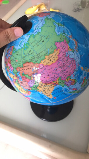晨光(M&G)政区地球仪Ф14.2cm单个装 ASD99819 晒单图