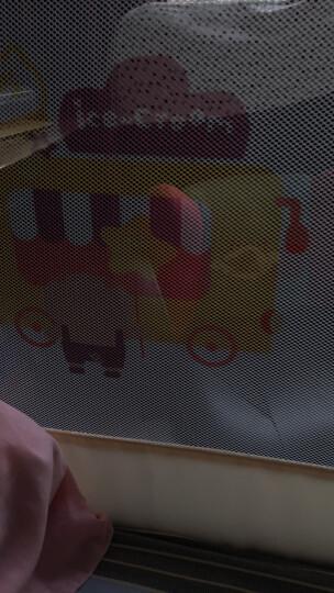 棒棒猪(BabyBBZ) 儿童床护栏宝宝床围栏婴儿床挡板护栏防夹手1.8米 粉色魔法学院 单面装 晒单图