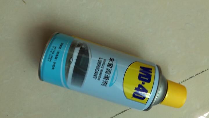 wd40发动机清洗剂外部汽车清洁wd-40发动机舱清洗剂450ml线路油污引擎清洗剂添加剂 晒单图