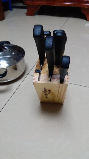 苏泊尔(SUPOR) 锅具套装 不锈钢炒锅煎锅蒸锅铲勺厨具套装 十六件套 有高压锅 晒单图