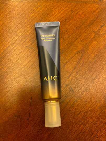 韩国进口 AHC 黄金玻尿酸眼霜 30ml/支 修复弹润 滋润眼周 淡化细纹 晒单图