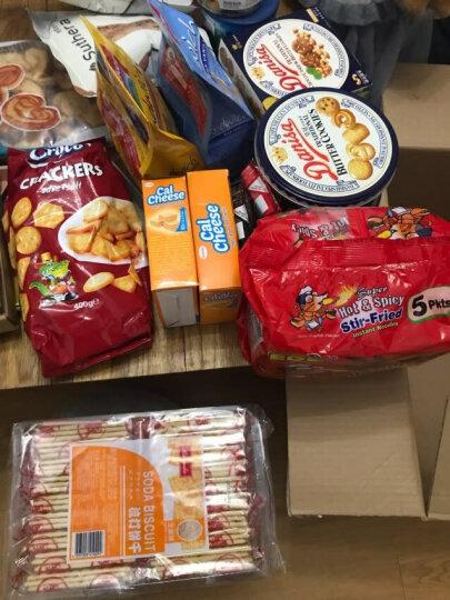 中国台湾 Bike Boy咸蛋黄饼干 休闲零食粗粮饼干 早餐代餐糕点地方特产伴手礼 盒装110g 晒单图