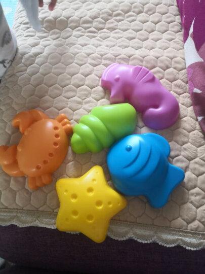 德国(Hape)儿童沙滩玩具大号加厚转轮沙漏套装益智玩具1-3-6岁游乐场挖沙玩具男孩女孩新年礼物 1岁+ E4046 晒单图