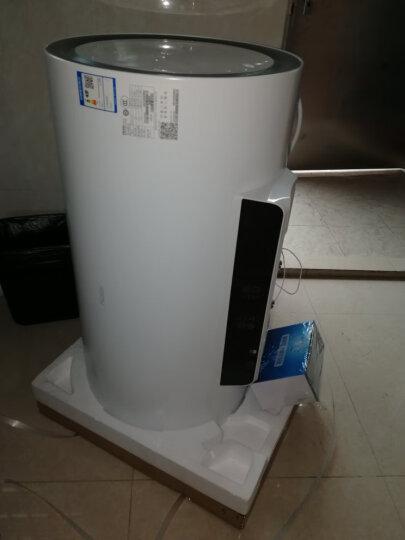 海尔(Haier)50升电热水器 2000W变频加热 多重安防预约 专利2.0安全防电墙EC5002-Q6 晒单图