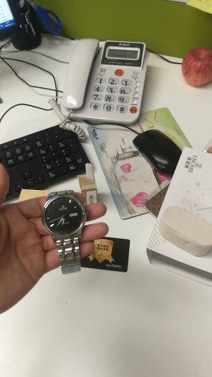 依波(EBOHR)手表 大师系列新潮简约防水机械男表钟表36130412 晒单图