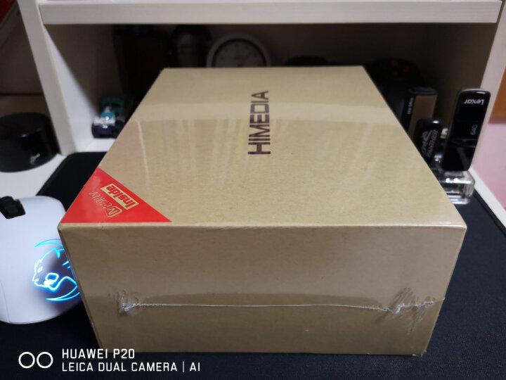 海美迪 H7四代 旗舰配置+蓝牙声控+双频WiFi 高清网络电视机顶盒子 智能安卓播放器 晒单图