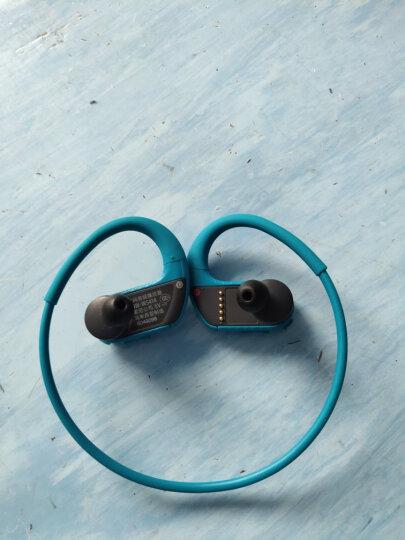 索尼(SONY)NW-WS414防水游泳跑步运动mp3音乐播放器一体耳机 8G(蓝色) 晒单图