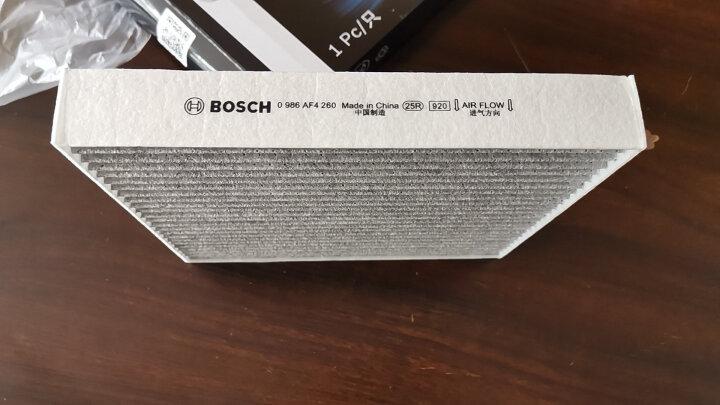 博世(BOSCH)活性炭空调滤芯|滤清器|空调风格|滤网|过滤器 长安 逸动|致尚XT(12-17款) 晒单图
