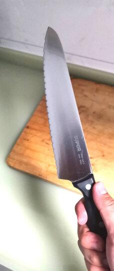 苏泊尔(SUPOR)7件套菜刀厨房刀具 不锈钢锋刃系列 TK1505E 晒单图
