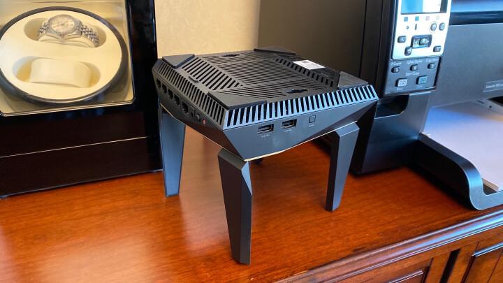 【免费上门安装】华硕(ASUS)Lyra天琴座2200M三频Mesh三体分布式高速路由器系统套装 三层大户型WiFi 晒单图
