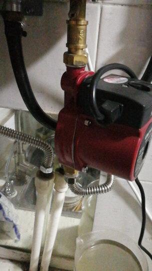 格威特家用全自动增压泵静音热水器加压泵加压器自来水太阳能屏蔽水泵 GW15-9AUTO铜泵头高配 晒单图