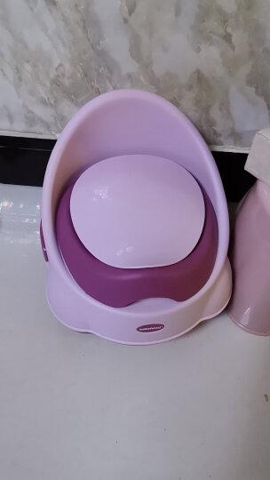 世纪宝贝(babyhood)儿童马桶宝宝坐便器婴儿便盆 幼儿男女小孩尿盆 粉色BH-112 晒单图