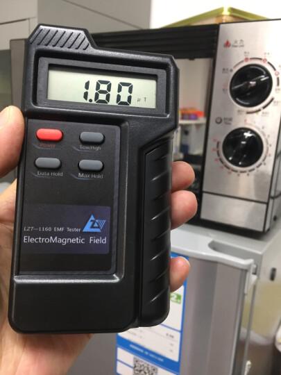 龙震天 电磁辐射测量仪LZT-1160 电磁波辐射检测仪  磁场强度测试 变压器 基站 晒单图