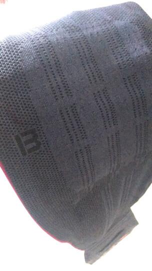 medi 德国迈迪医用护腰带钢板支撑腰托腰椎间盘突出腰肌劳损腰疼健身运动夏季透气薄款束腰带男士女士 男士 III码 晒单图