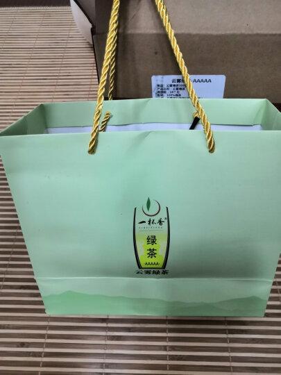 明前云雾绿茶2盒共500克礼盒装一杯香茶叶春茶2019新茶散装 晒单图