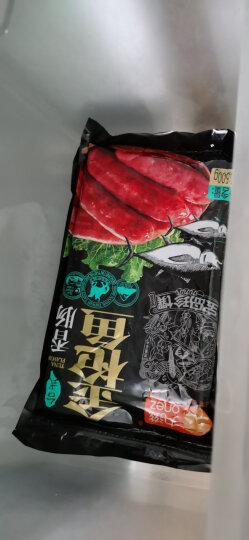 丸滋关东煮火锅食材香肠火腿肠 烤肠肉丸 方便食品 台湾芝士丸 240g 晒单图