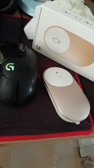 小米(MI)小米便携鼠标 无线蓝牙4.0 男女生家用/笔记本电脑办公/鼠标 金色 晒单图